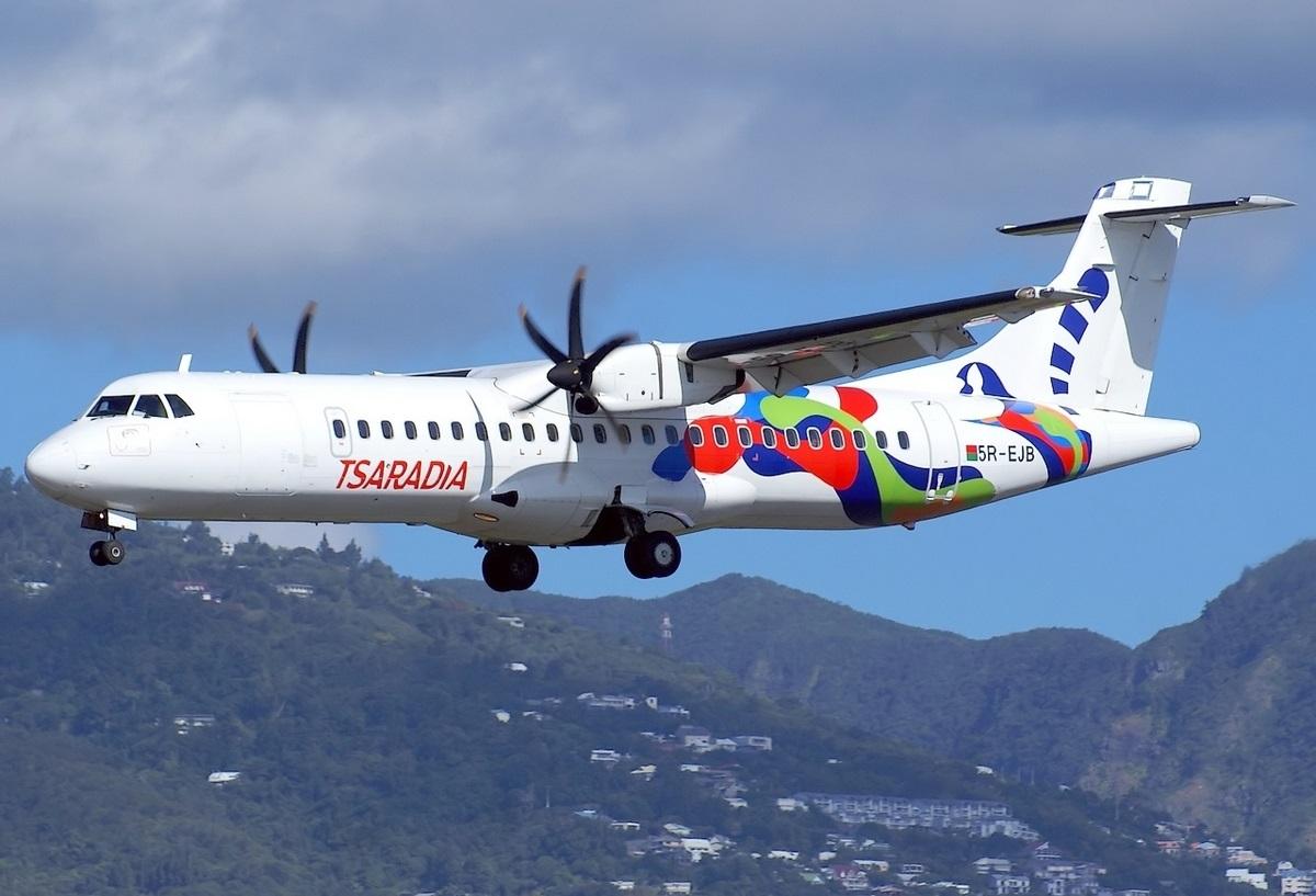 Tsaradia airline